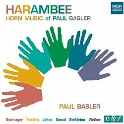 Harambee: Horn Music of Paul Basler