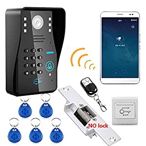 Amazon Com Maotewang 720p Wireless Wifi Rfid Password