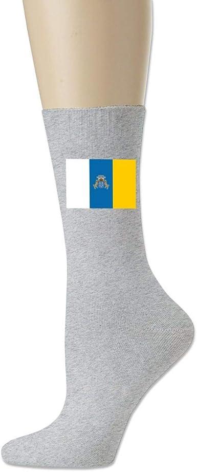 90ioup - Calcetines unisex de algodón, diseño de la bandera de las ...
