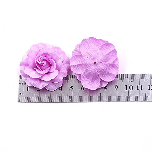 Flower-Heads-in-Bulk-Wholesale-for-Crafts-Artificial-Silk-Mini-Rose-Fake-Flower-Head-Wedding-Home-Decoration-DIY-Party-Festival-Decor-Garland-Scrapbook-Gift-Box-Craft-30pcslot-Rose-red