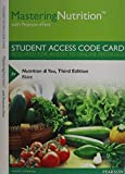 MasteringNutrition with MyDietAnalysis with Pearson EText -- Standalone Access Card -- for Nutrition and You, Blake, Joan Salge, 0321962184