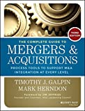 img - for The Complete Guide to Mergers and Acquisitions: Process Tools to Support M&A Integration at Every Level (Jossey-Bass Professional Management) book / textbook / text book