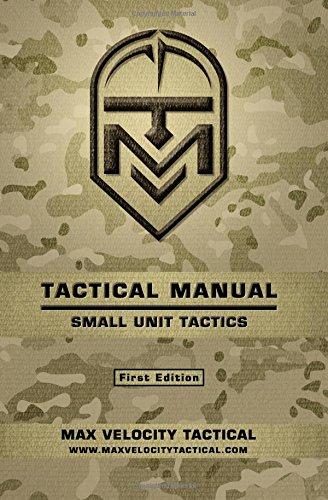 Download Tactical Manual: Small Unit Tactics pdf