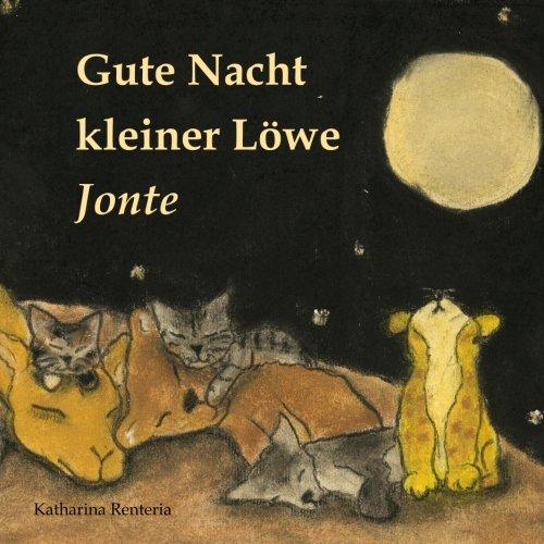 Gute Nacht kleiner Löwe Jonte