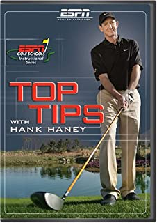 hank haney espn golf schools top tips