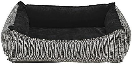 Bowsers Oslo Ortho Bed, X-Large, Herringbone