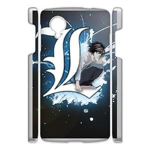 Generic Case Death Note L 7 For Google Nexus 5 T5D127253
