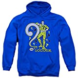 Don't Question The Riddler Adult Pull-Over Hoodie 3XL