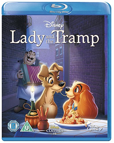 Lady and the Tramp [Blu-ray] [UK Import] [Region Free]