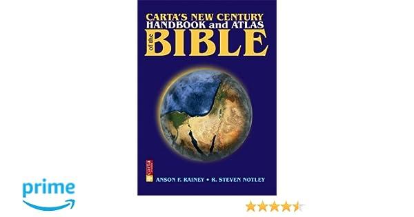 Cartass New Century Handbook and Atlas of the Bible: R ...