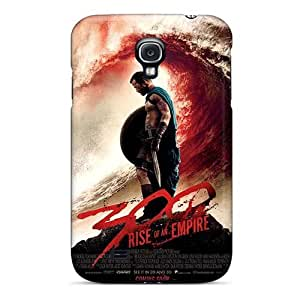 Protector Hard Phone Case For Samsung Galaxy S4 With Support Your Personal Customized Trendy Rise Against Skin SherriFakhry