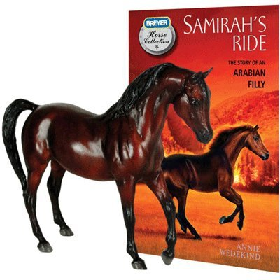 Breyer Samirah's Ride Book Set by Reeves (Breyer) Int'l