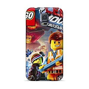 ColtonMorrill Samsung Galaxy S5 Protector Cell-phone Hard Cover Support Personal Customs High Resolution The Lego Movie Image [cAg4365ohDt]
