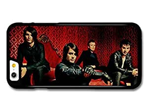 fashion case 30 Seconds To Mars Jared Leto Red Room case for iPhone 6 plus 5.5