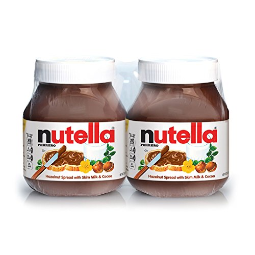 Nutella Twin Pack (26.5 oz. jars, 2 ct.) (pack of 6) by Nutella (Image #1)