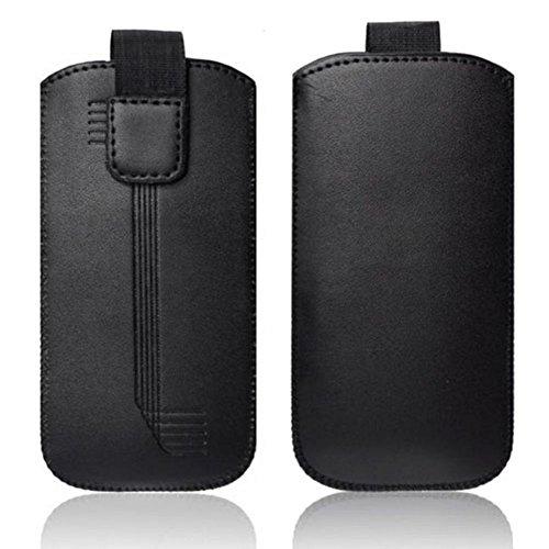 Mobility Gear M301 Pochette UltraSlim pour iPhone 3G/4/4S/Samsung Galaxy Ace S5830 Noir