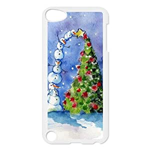 Christmas Gift,Santa Claus Ipod Touch 5 Case, Customize Christmas Gift,Santa Claus Case for Ipod Touch 5th Generation