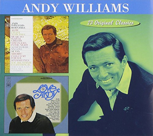 Andy Williams - Born Free  Love Andy - Zortam Music