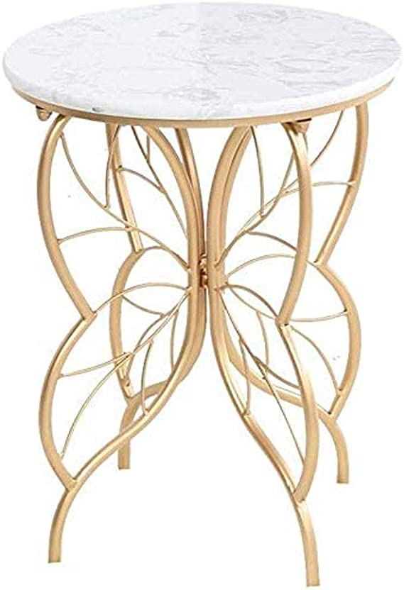 BA/ÏTA Coffee Table Ch/êne et Blanc Wood 110 cm