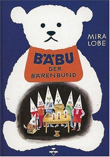 Bäbu, der Bärenbund (Livre en allemand)