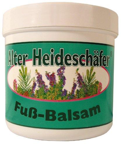 Alter Heideschäfer Balsamo per i piedi 250ml Betz