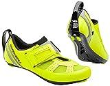 Louis Garneau - Men's Tri X-Speed 3 Triathlon Shoes, Bright Yellow, 49