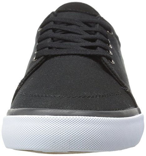 Lakai Madison, Men's Skateboarding Black Canvas