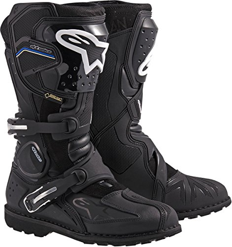 Motorcycle Touring Boots Men - 4