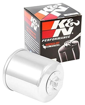 K&N KN-138 Powersports High Performance Oil Filter K&N Engineering