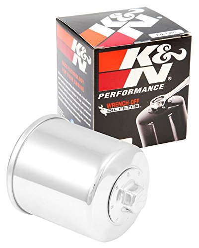 Suzuki Motorcycles Boulevard (K&N KN-138C Powersports High Performance Oil Filter)