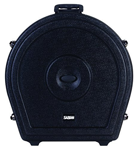 Sabian 4334358450 Max Protect Rolling Cymbal Case, 22