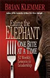 Eating the Elephant One Bite At a Time