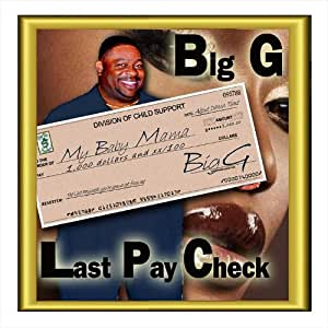 Last Pay Check