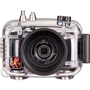 Amazon.com: Ikelite la carcasa submarina para cámara Olympus ...