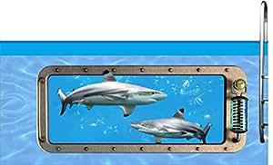 Pool * Pegatinas Piscina * pool * bajo el agua de adhesivos decorativos para 120cm altura de la Piscina * Nautik D