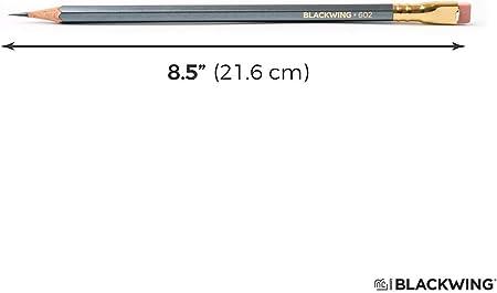Palomino Blackwing 602 Pencils - Set of 12: Amazon.es: Electrónica