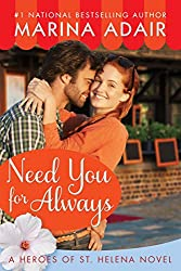 Need You for Always (Heroes of St. Helena)