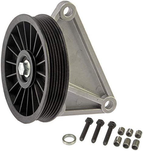 air conditioning bypass pulley - 6