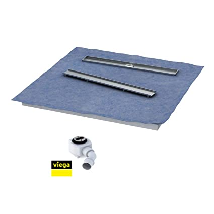 Elemento Per Doccia 90 X 90 X 5 10 5 Cm Board 4 Nastro Gefaelle