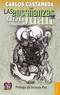 Enseñanzas de Don Juan bolsillo par Castaneda