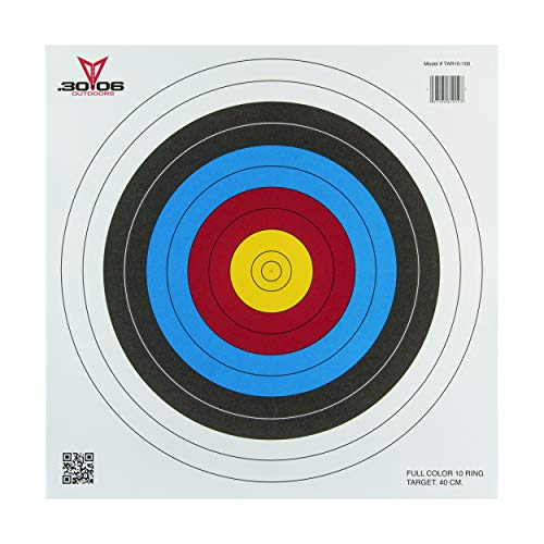 .30-06 10 Ring Paper Target 100 Count (Best Homemade Shooting Targets)