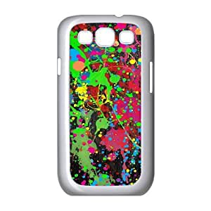 Samsung Galaxy S3 Case Paint Splatter, Girl Design Splatter Sexyass, {White}