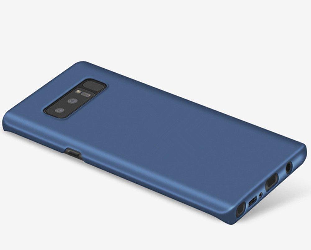 MOFI Case For Samsung Galaxy Note 8, Hard Blue
