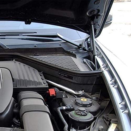 2 Piezas Barras de Amortiguaci/ón para cap/ó de Coche para BMW X5 E53 2000-2006 Cubierta de Motor Hidr/áulico Resorte de Gas Soporte de Levantamiento Barra Accesorios de Coche