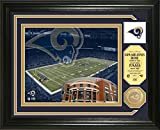 St. Louis Rams Single Coin Stadium Photo Mint