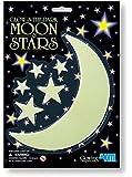 Glow-In-The-Dark Moon & Stars
