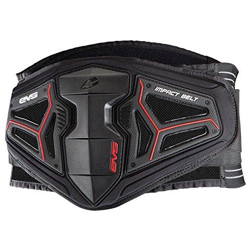 EVS Sports BB04 Impact Kidney Belt (Black, XX-Large) by EVS Sports