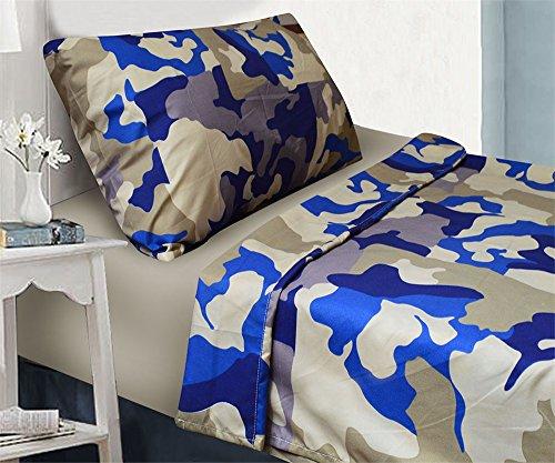 camo twin sheets - 8