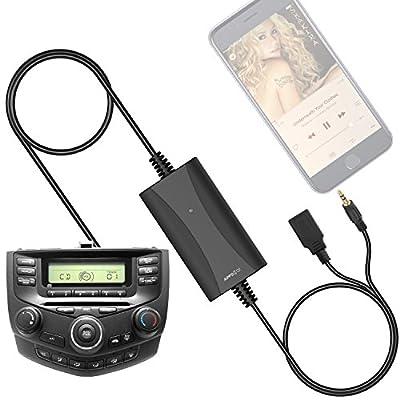Car Stereo Radio Digital Music Changer for Honda