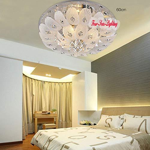 FidgetGear Modern K9 Crystal Chandelier Pendant Ceiling Lighting Living Room Pendant Lamp D50CM/19.7'' by FidgetGear (Image #5)